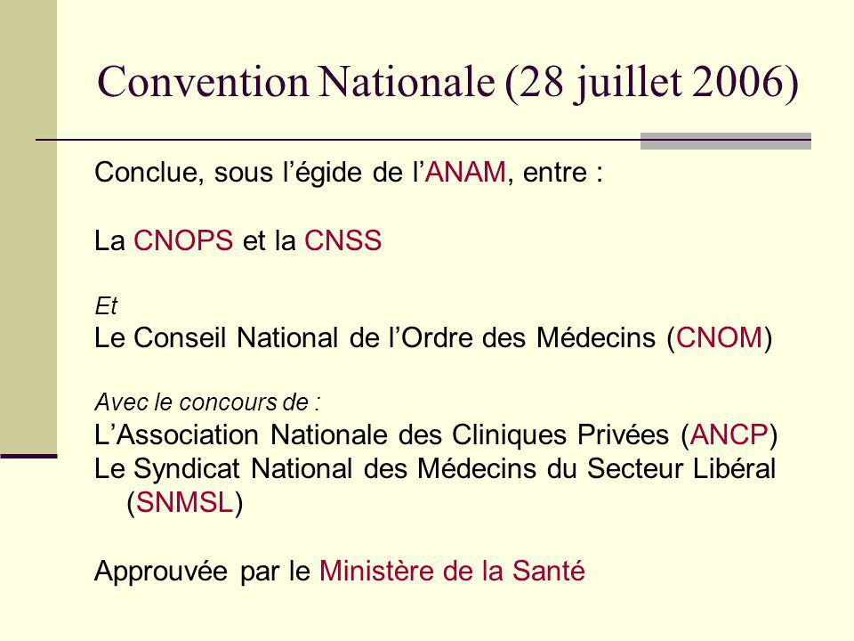 Convention Nationale (28 juillet 2006)