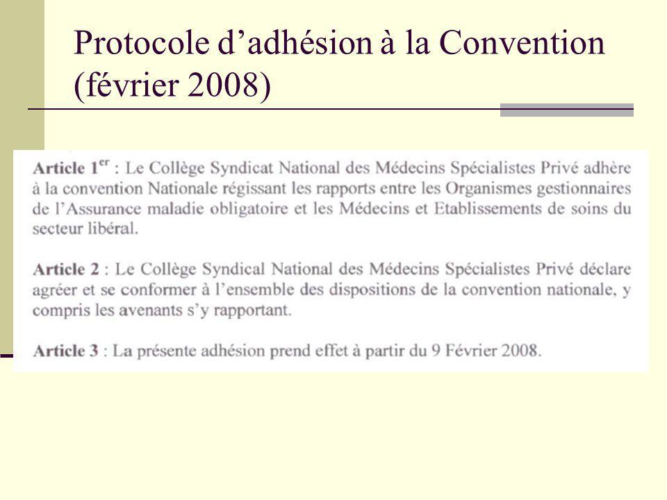 Protocole d'adhésion à la Convention (février 2008)