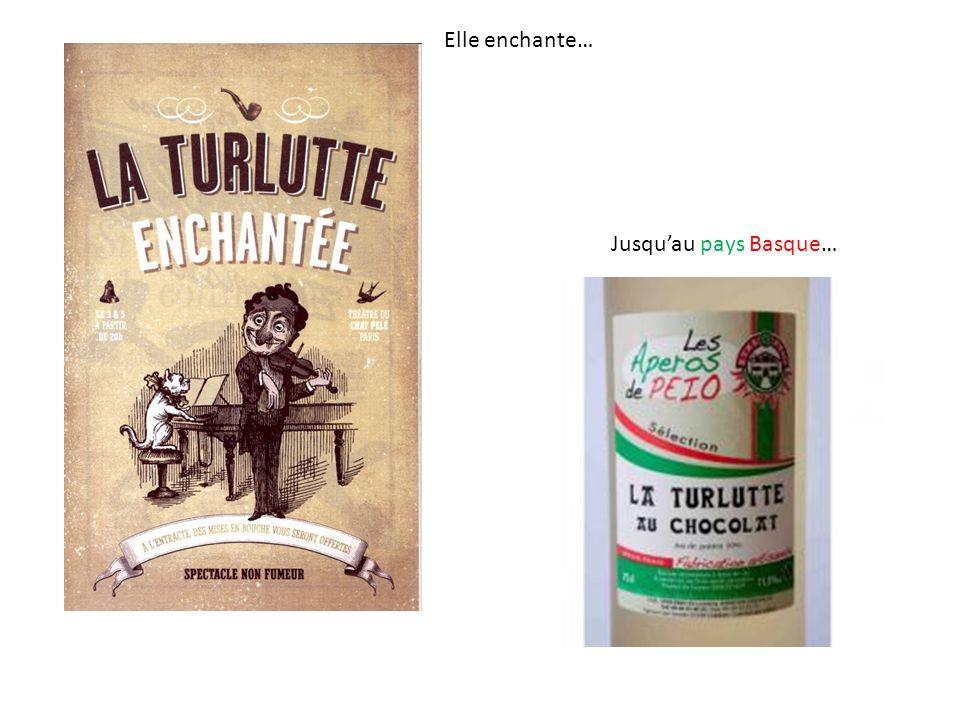 Elle enchante… Jusqu'au pays Basque…