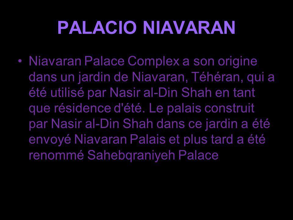 PALACIO NIAVARAN