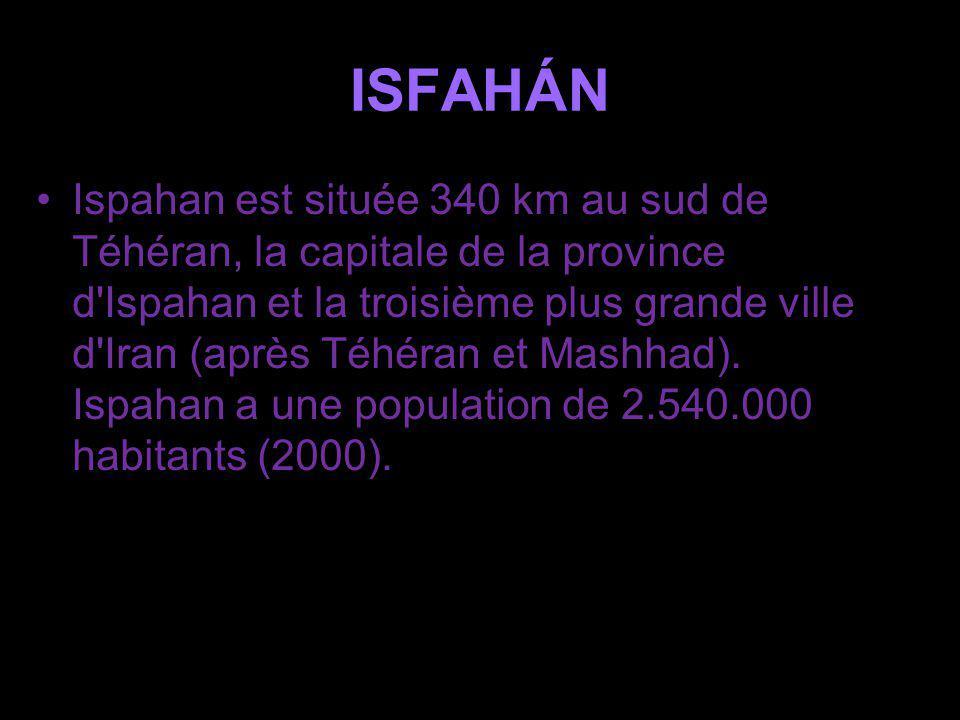 ISFAHÁN