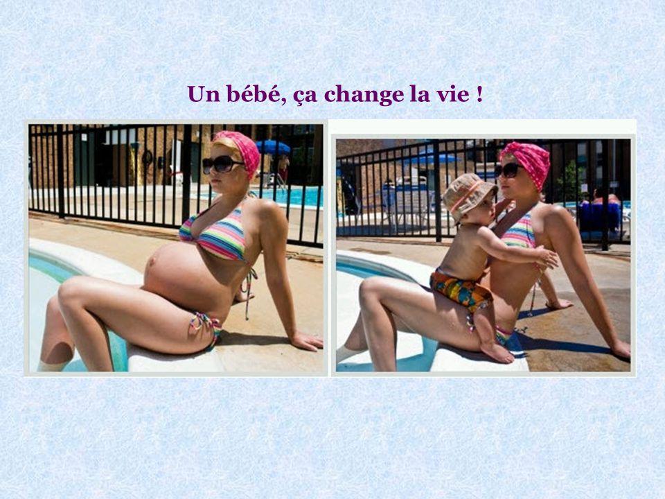 Un bébé, ça change la vie !