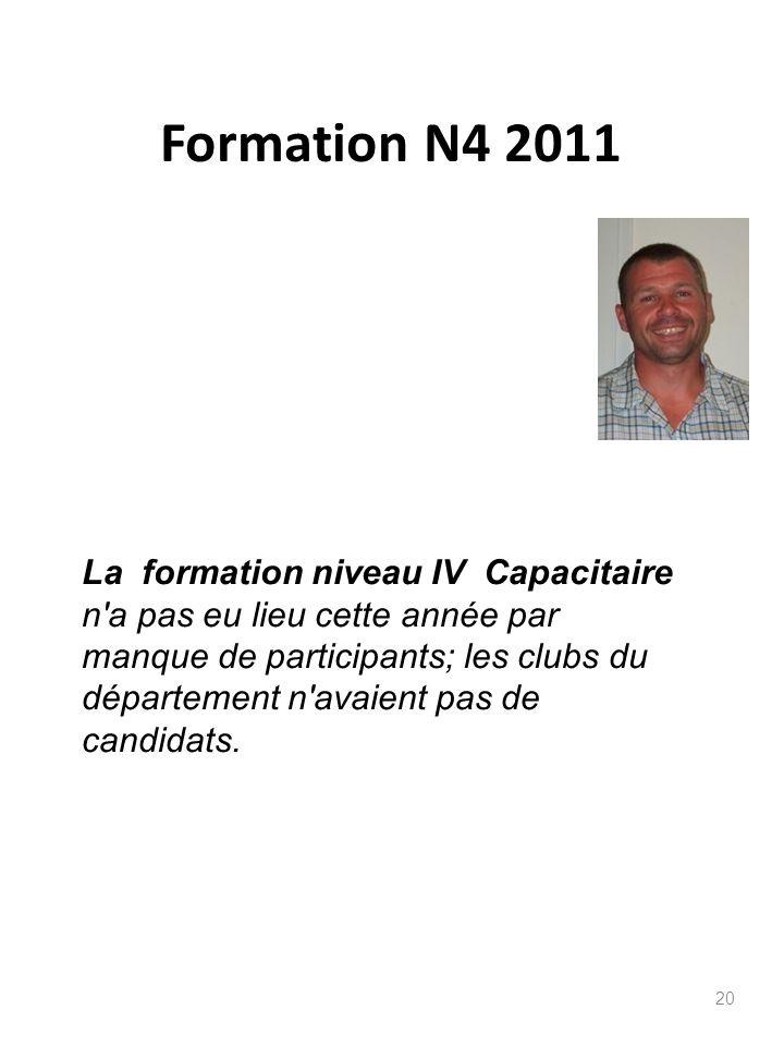 Formation N4 2011