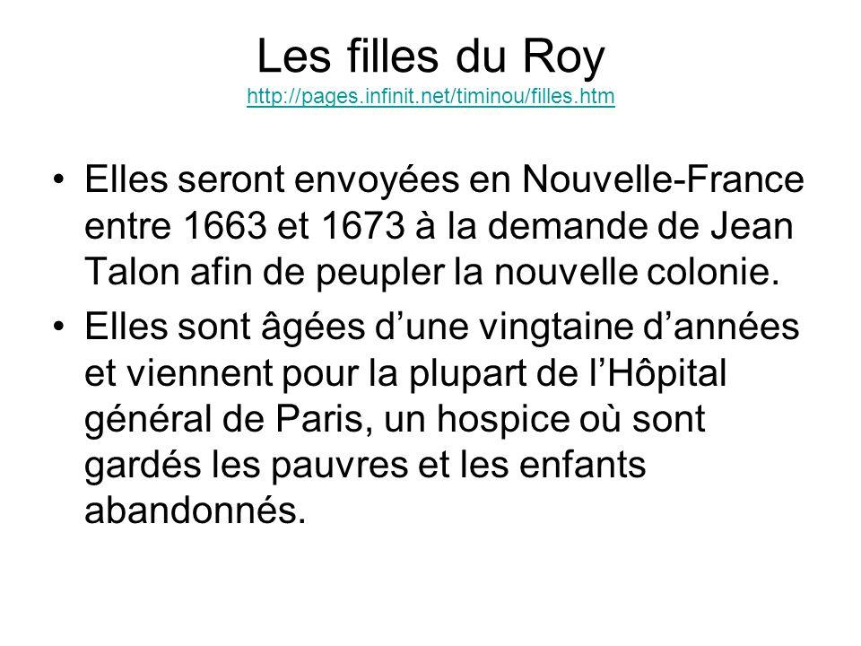 Les filles du Roy http://pages.infinit.net/timinou/filles.htm