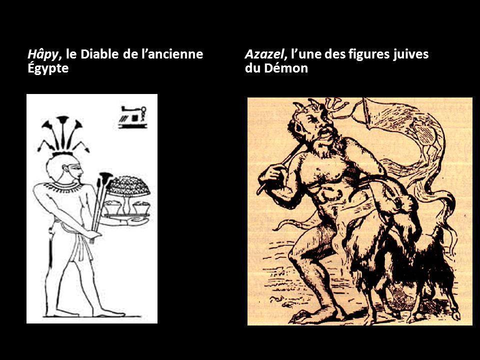 Hâpy, le Diable de l'ancienne Égypte