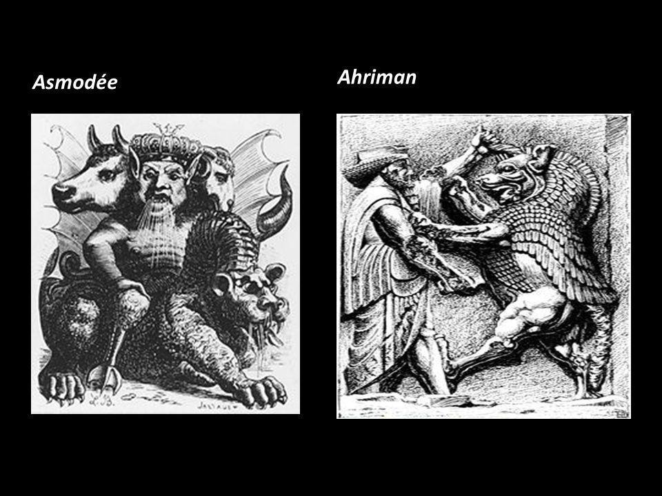Ahriman Asmodée