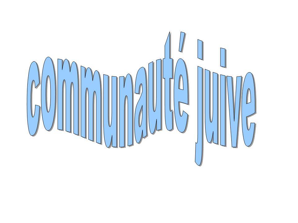 communauté juive