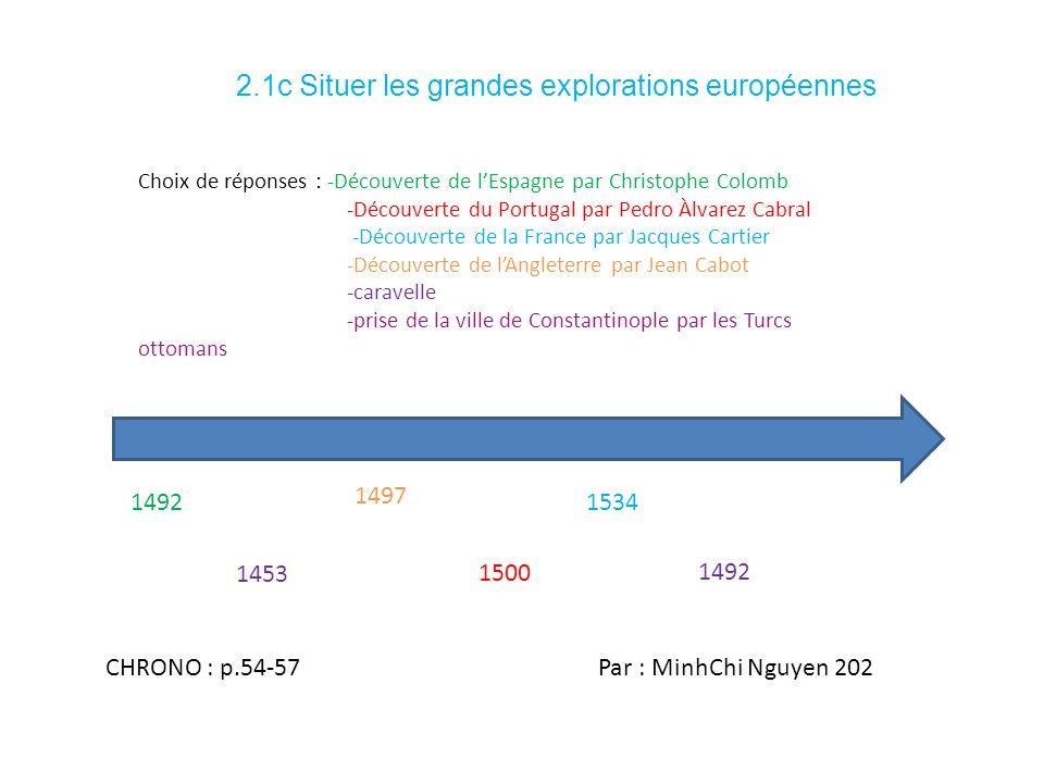 2.1c Situer les grandes explorations européennes