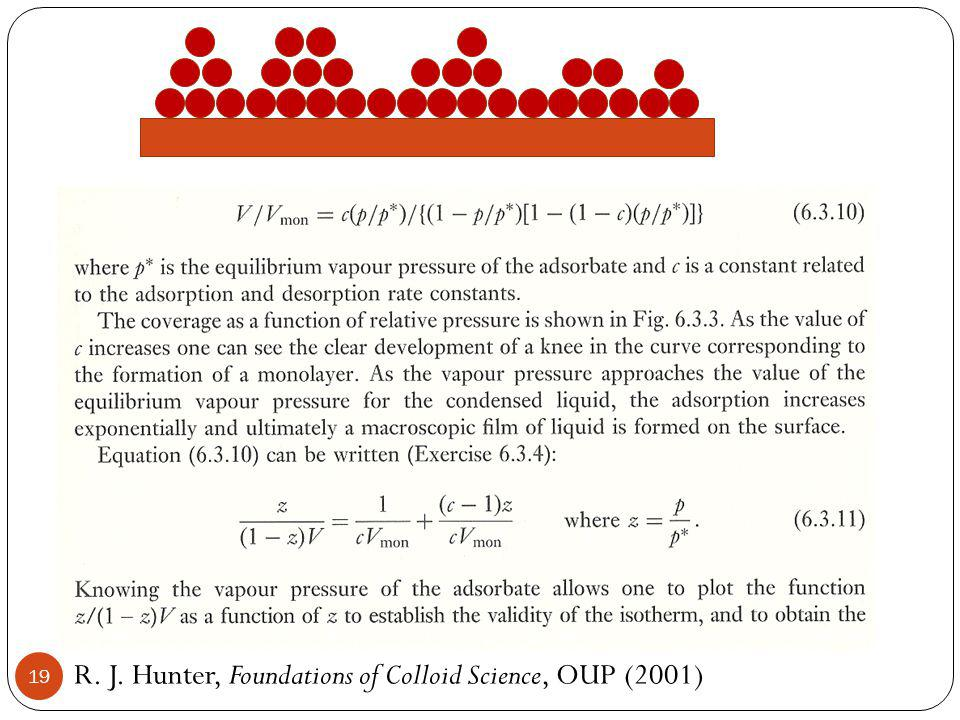 R. J. Hunter, Foundations of Colloid Science, OUP (2001)