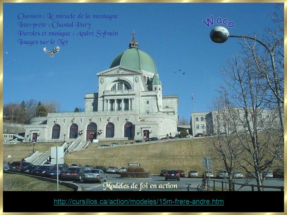 Waco Chanson : Le miracle de la montagne Interprète : Chantal Pary