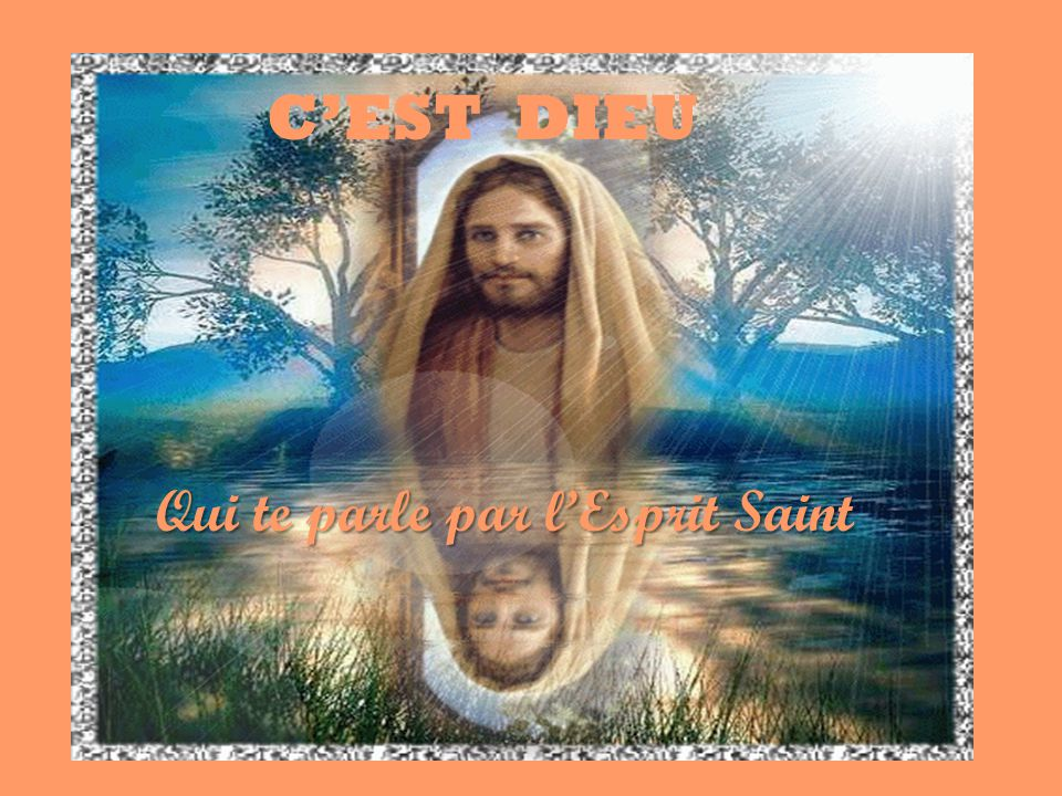 Qui te parle par l'Esprit Saint