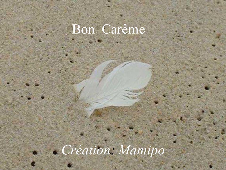 Bon Carême Création: Mamipo