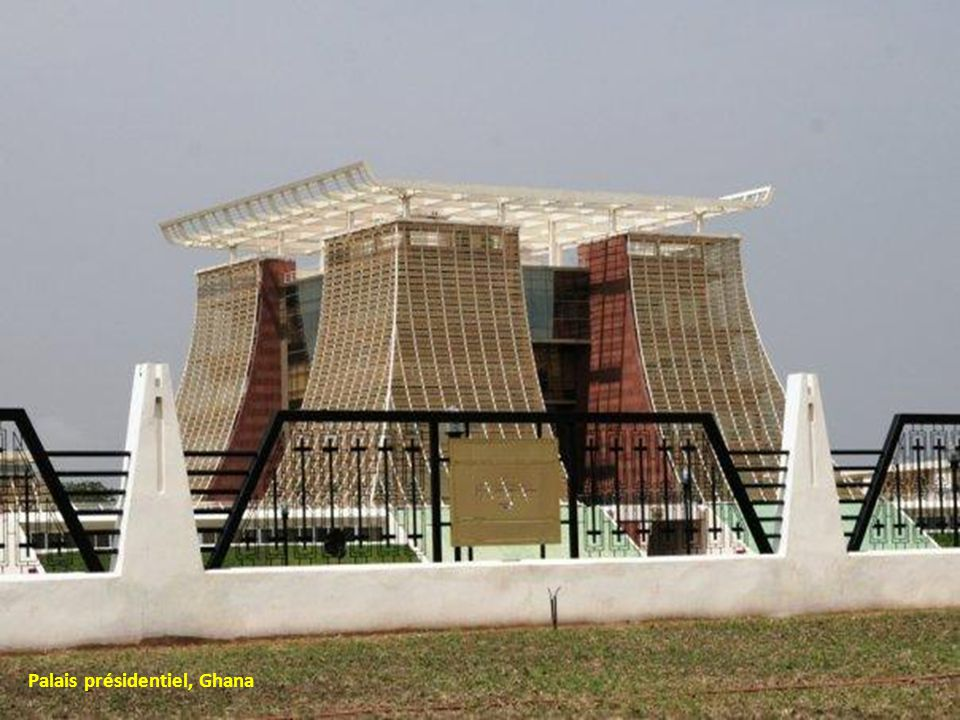 Palais présidentiel, Ghana