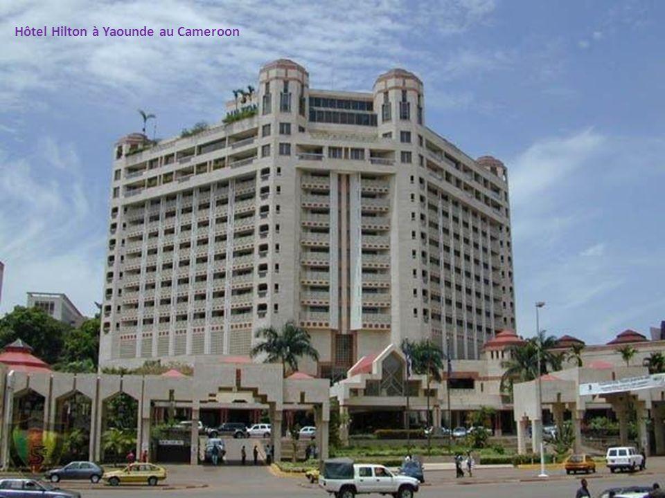 Hôtel Hilton à Yaounde au Cameroon