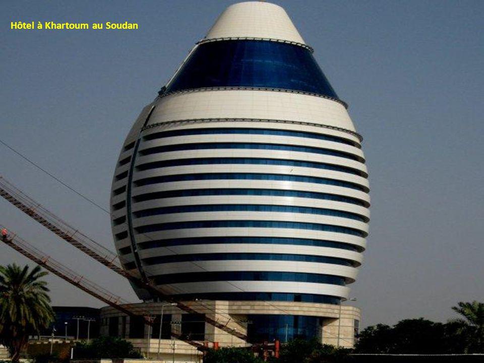 Hôtel à Khartoum au Soudan