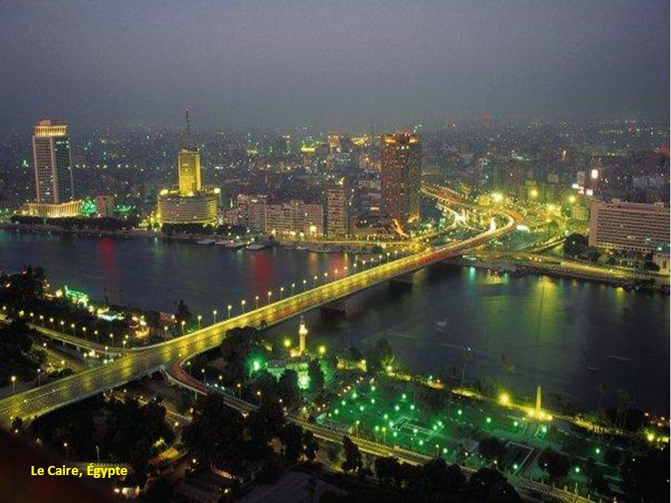 Le Caire, Égypte
