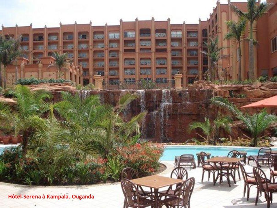 Hôtel Serena à Kampala, Ouganda