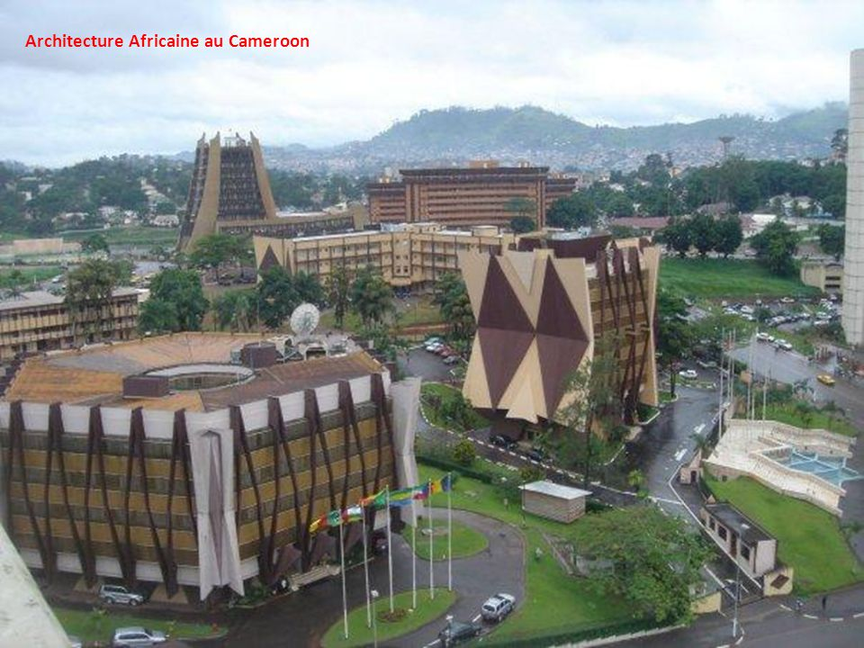 Afrique moderne ppt t l charger for Architecture africaine