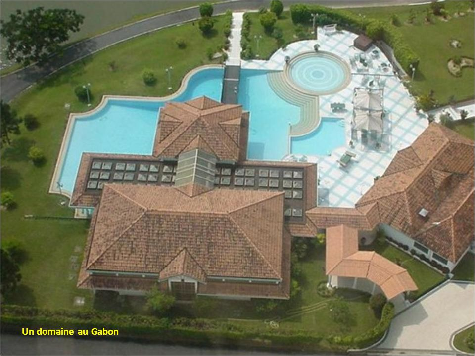 Un domaine au Gabon