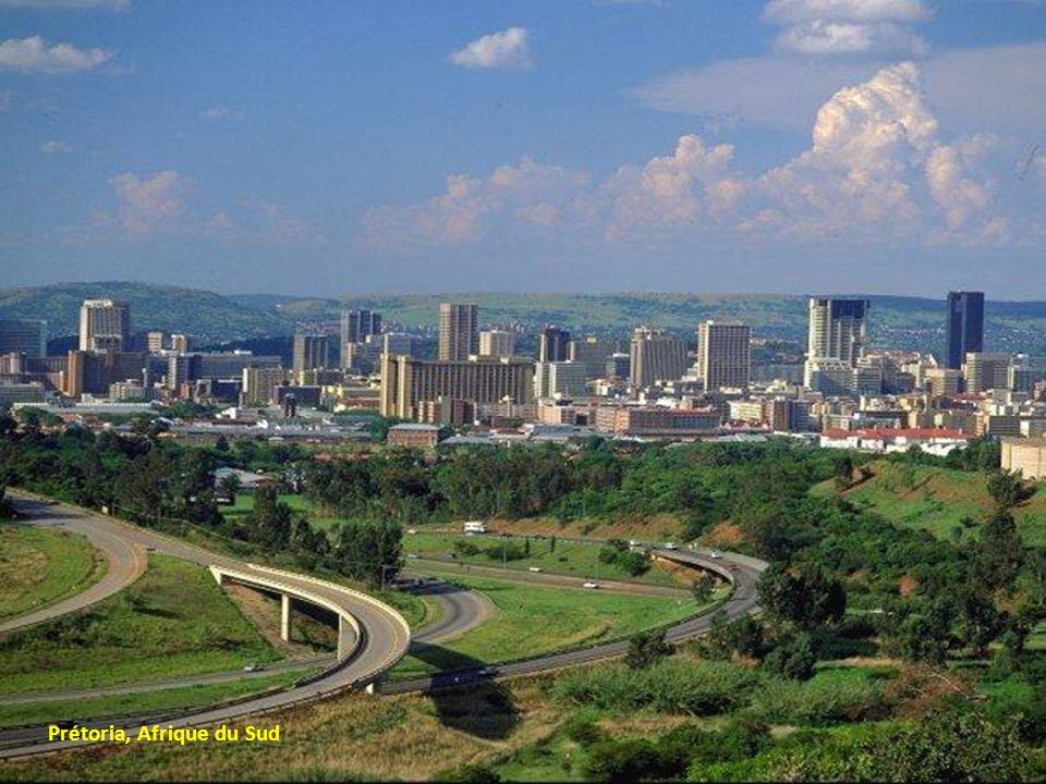 Prétoria, Afrique du Sud