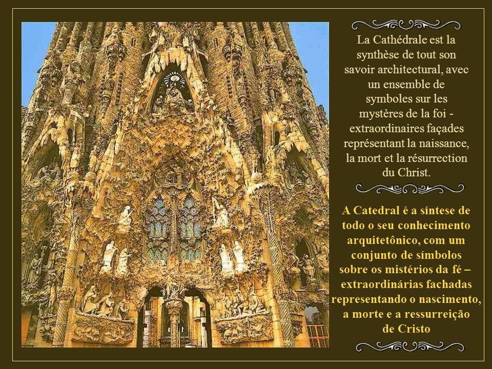 A Catedral é a síntese de todo o seu conhecimento