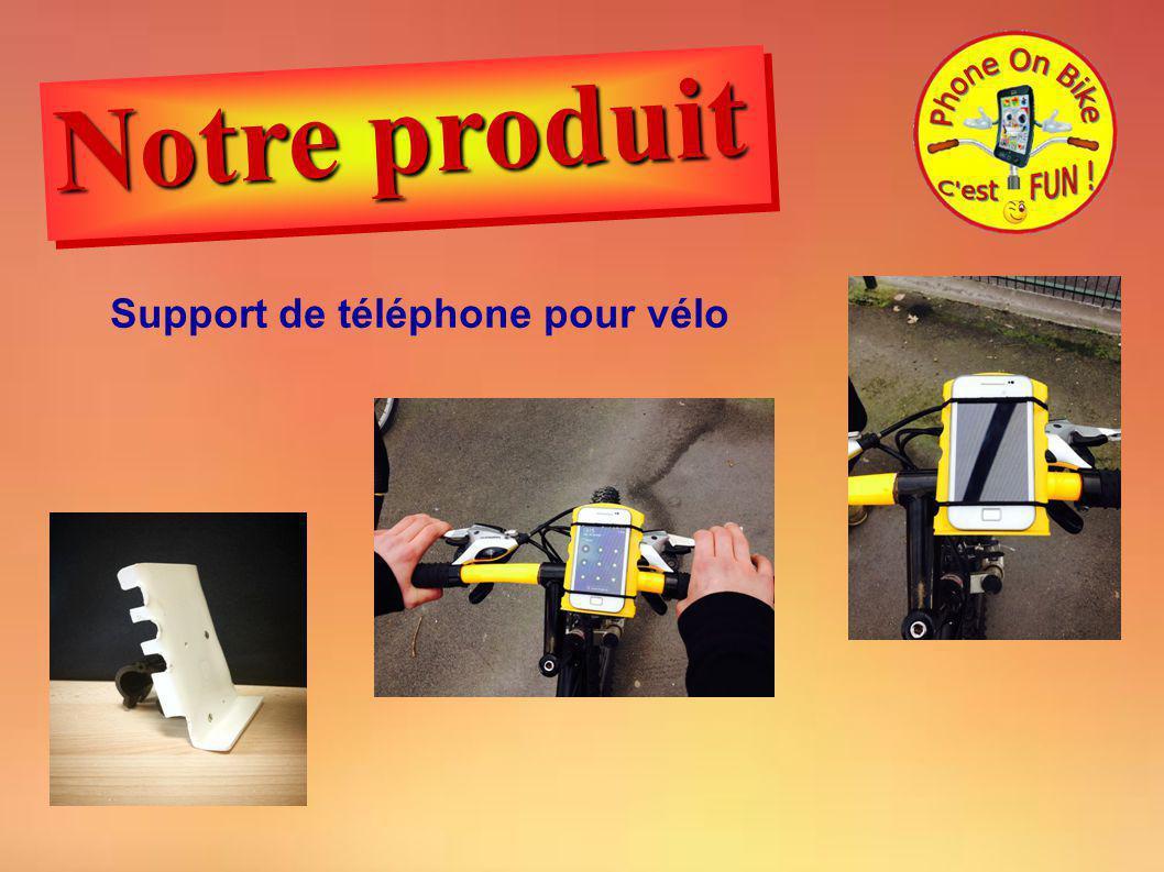 Support de téléphone pour vélo