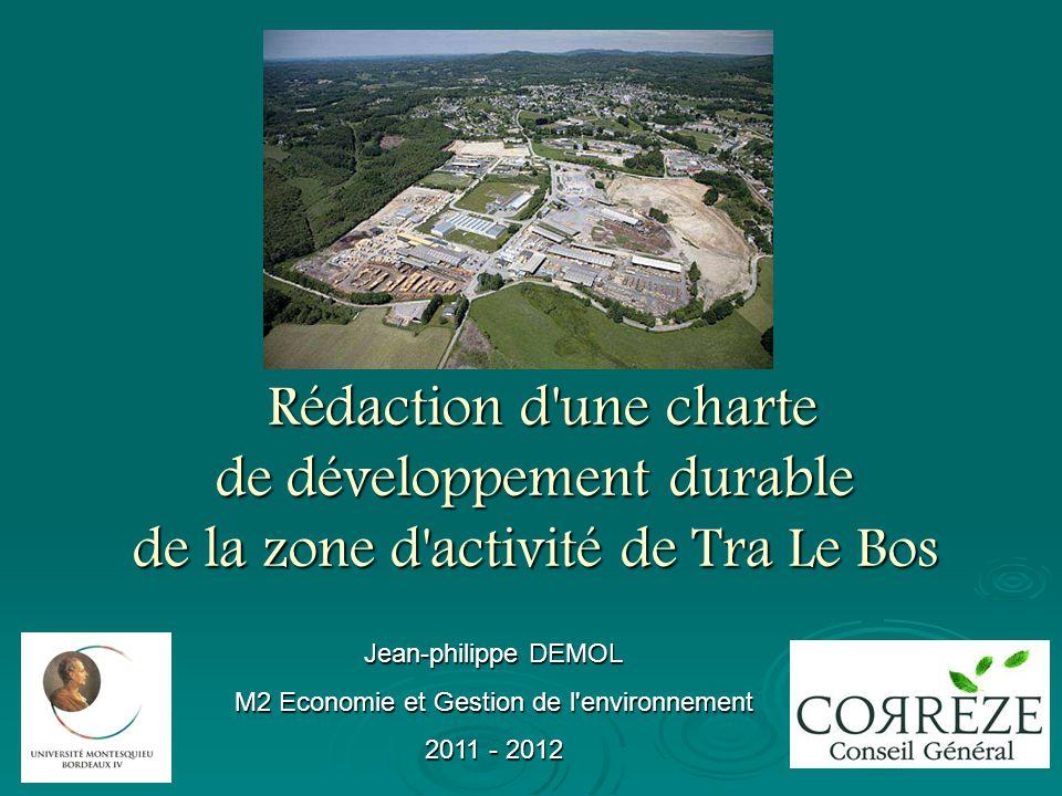M2 Economie et Gestion de l environnement