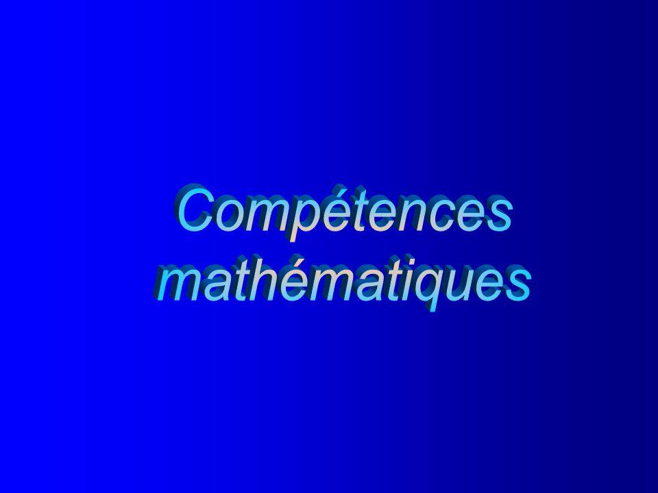 Document 1.3.1 Compétences mathématiques