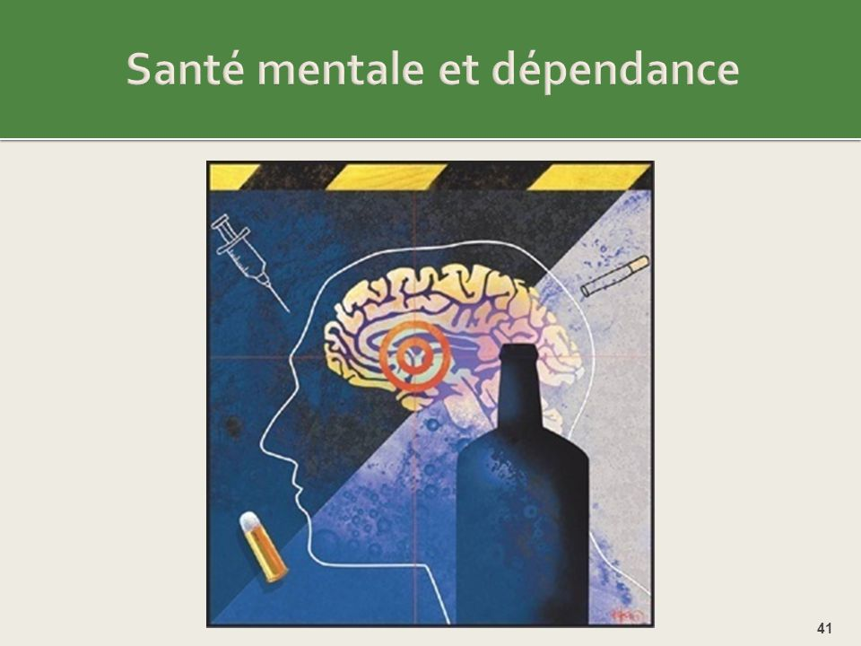 Santé mentale et dépendance