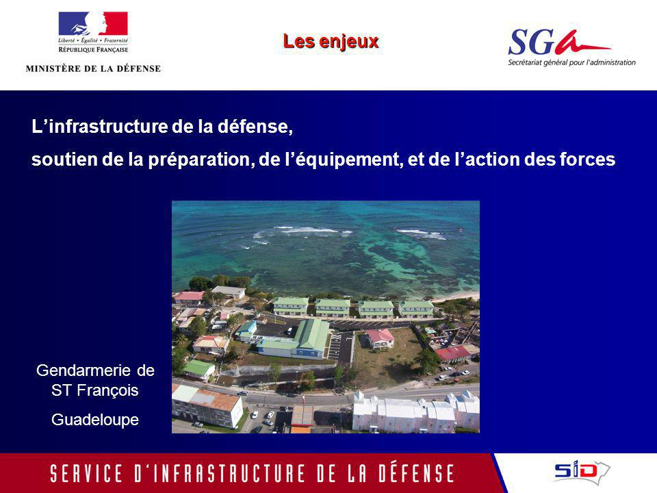 Gendarmerie de ST François