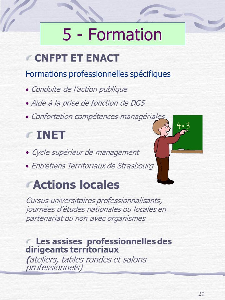 5 - Formation INET Actions locales CNFPT ET ENACT