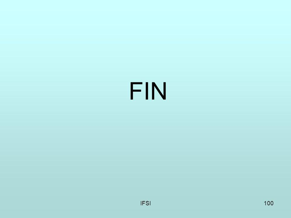 FIN IFSI