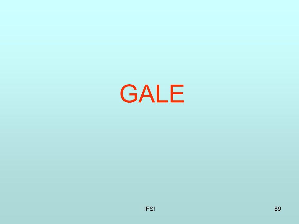 GALE IFSI