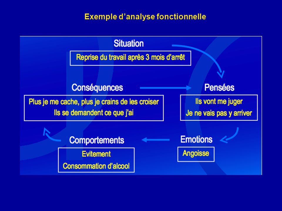 Exemple d'analyse fonctionnelle