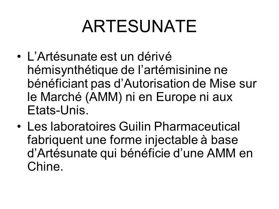 ARTESUNATE