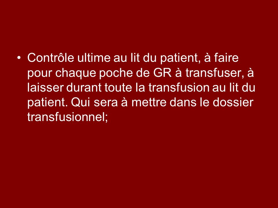 Transfusion ppt video online t l charger - Toute les position possible au lit ...