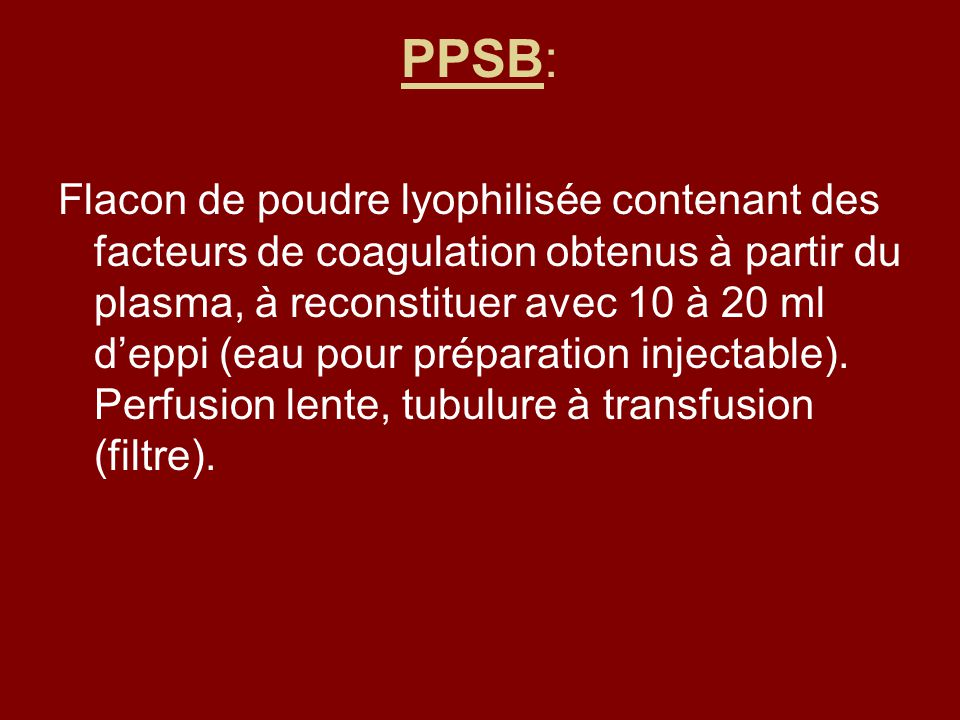 PPSB: