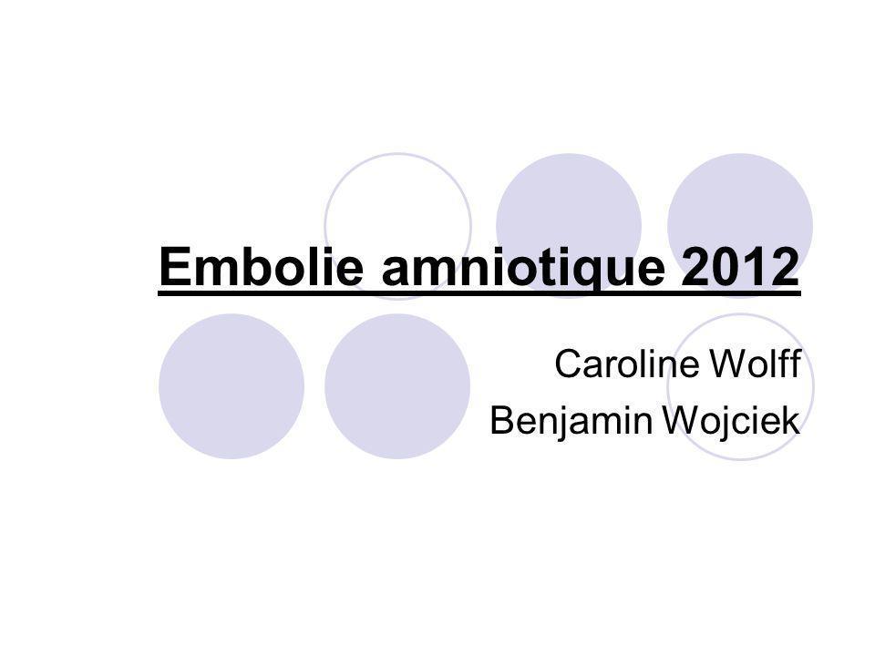 Caroline Wolff Benjamin Wojciek