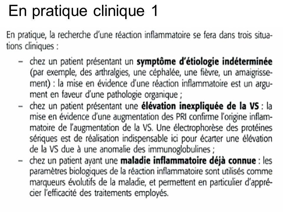 En pratique clinique 1