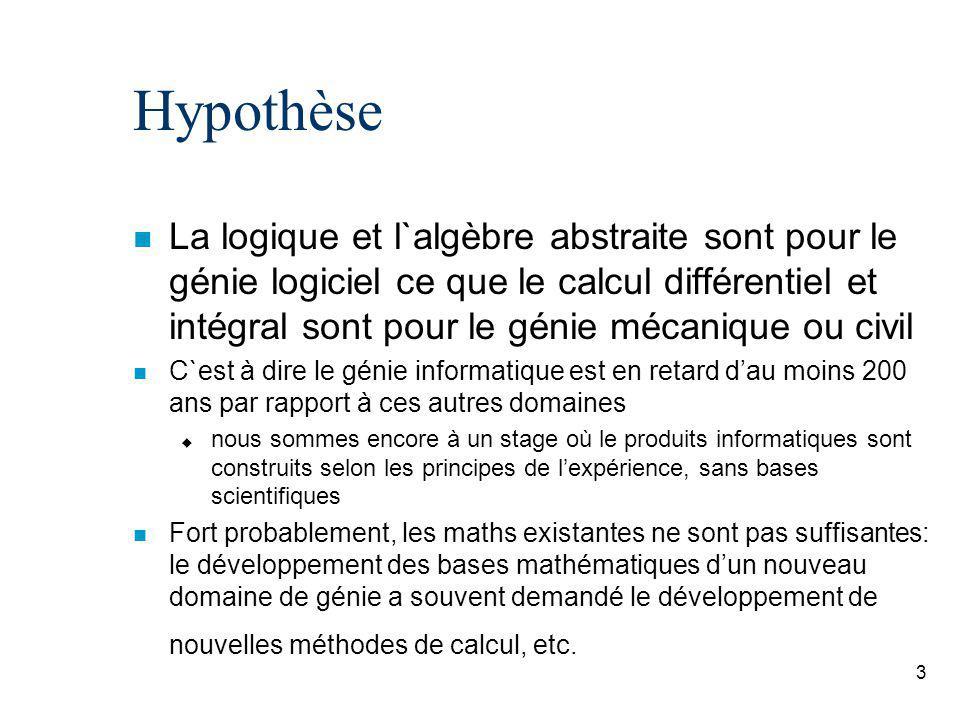 Hypothèse