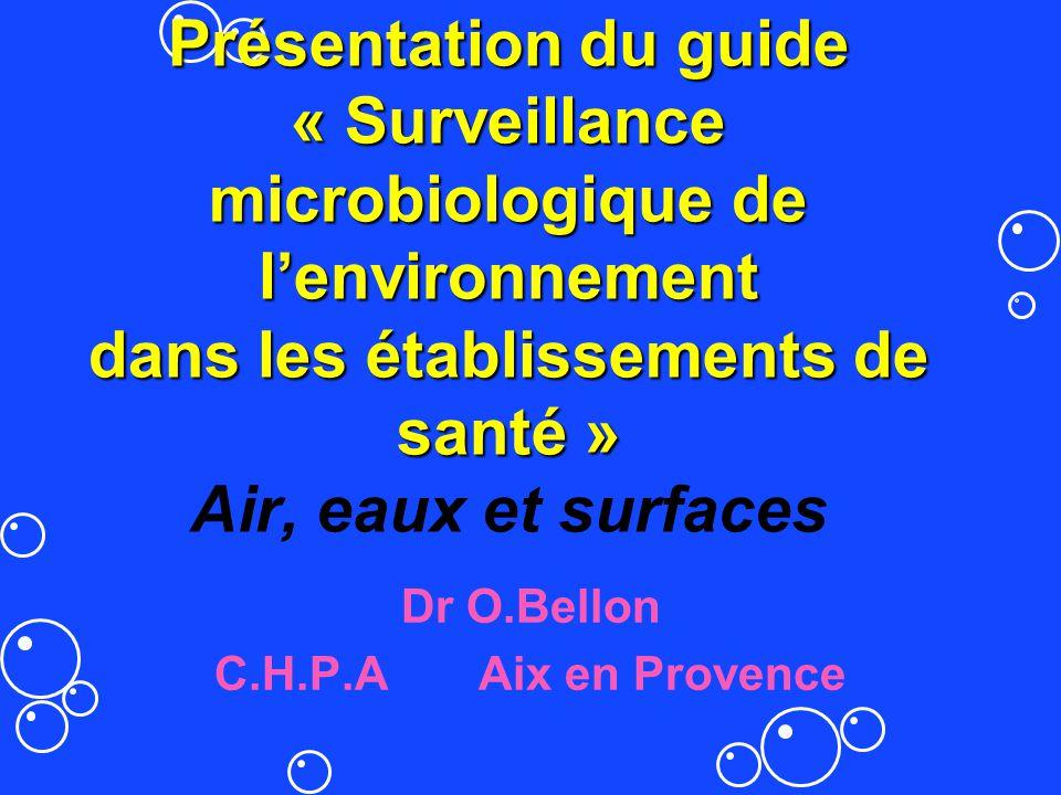 Dr O.Bellon C.H.P.A Aix en Provence
