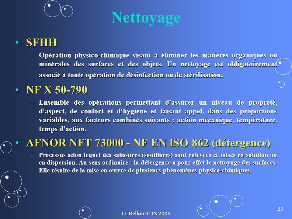 Nettoyage SFHH.