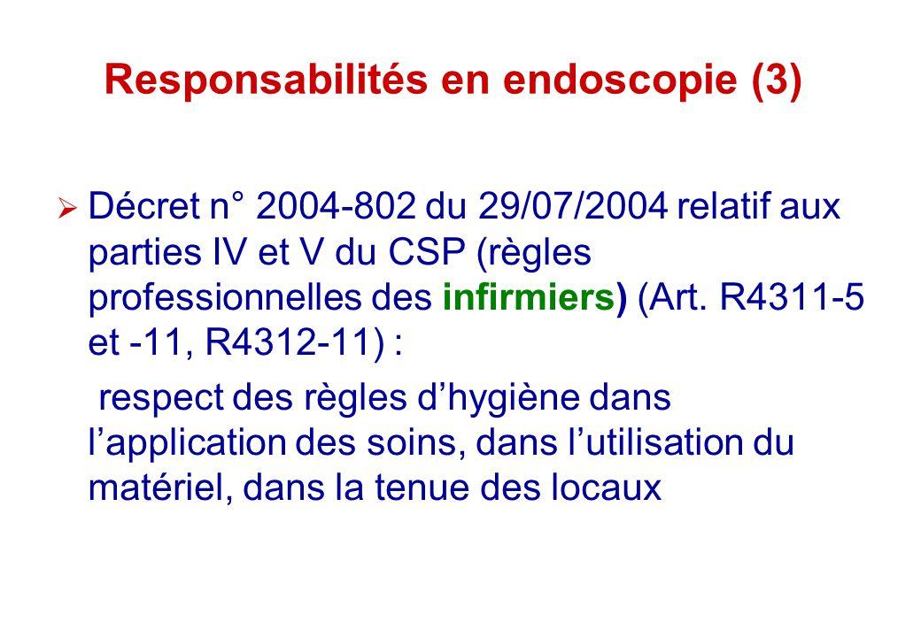 Responsabilités en endoscopie (3)
