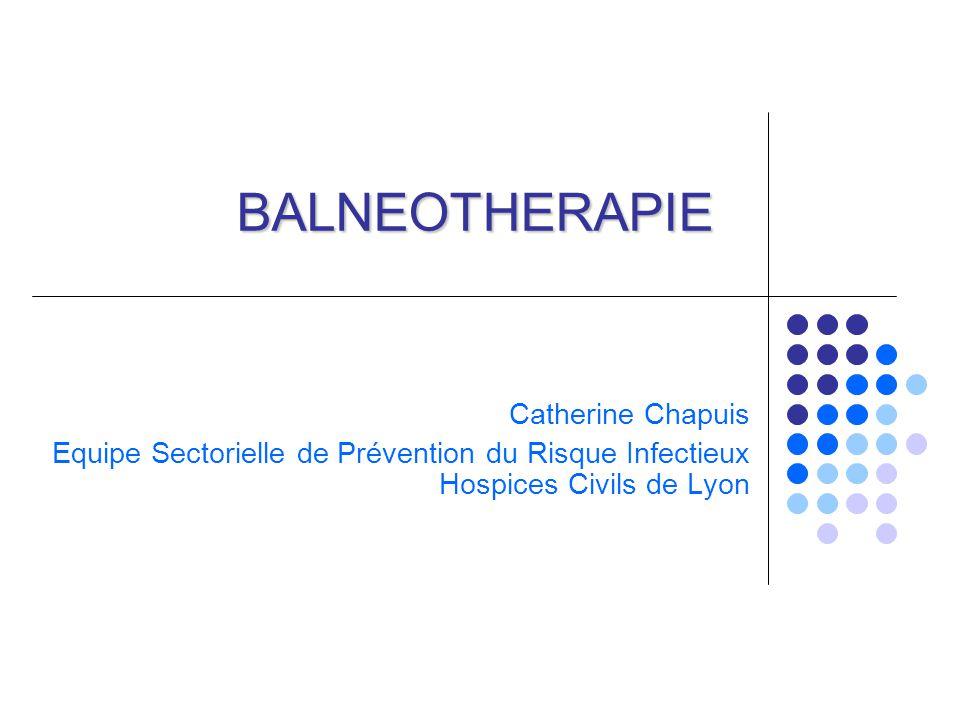 BALNEOTHERAPIE Catherine Chapuis