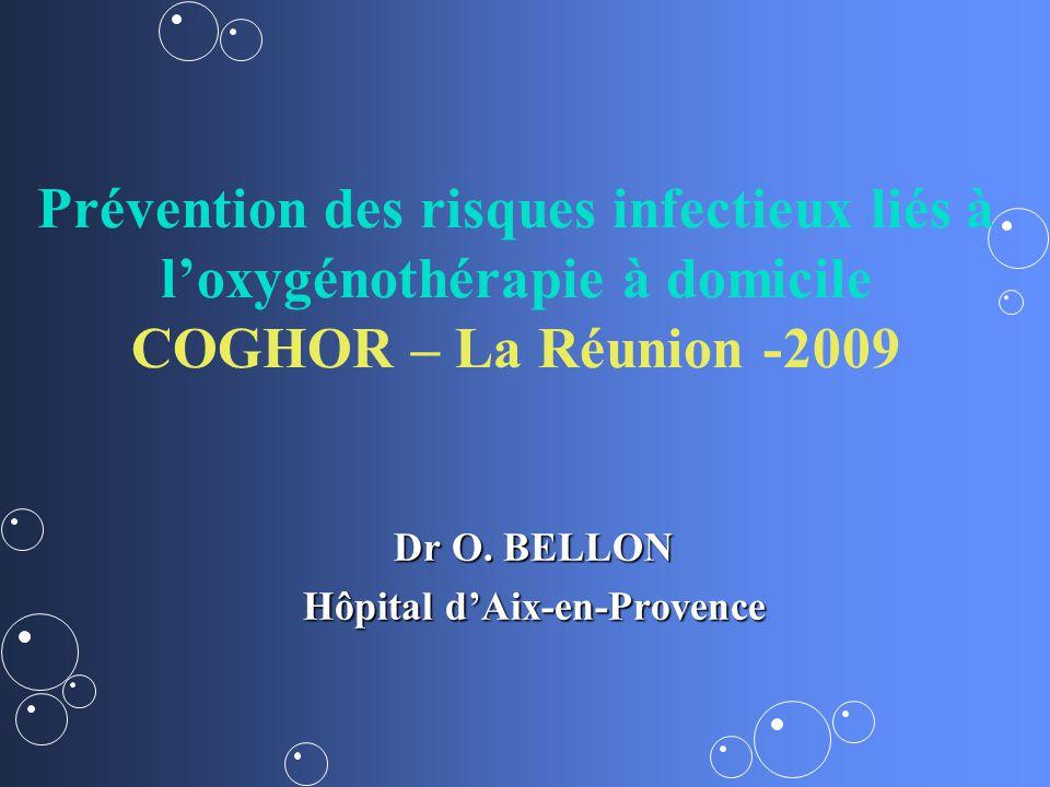 Dr O. BELLON Hôpital d'Aix-en-Provence