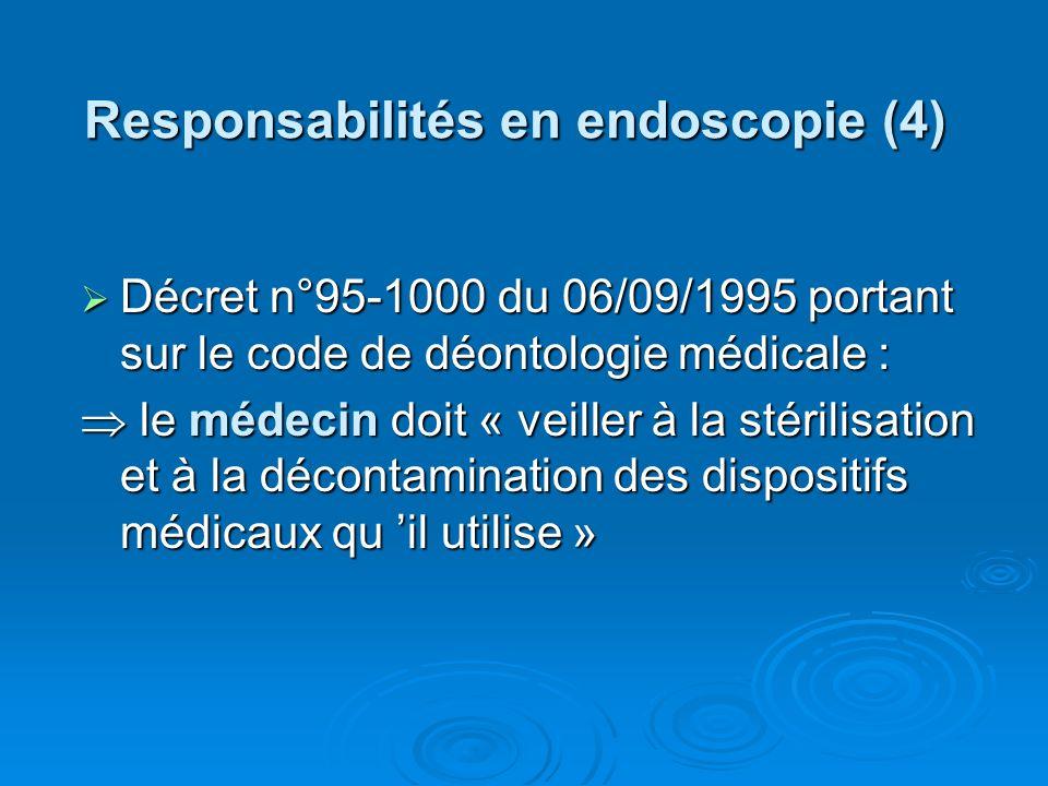 Responsabilités en endoscopie (4)