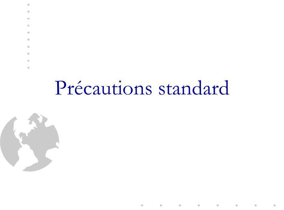 Précautions standard