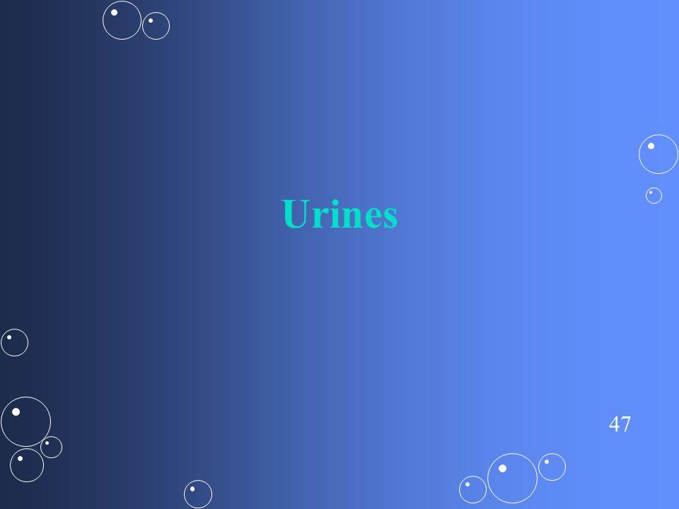 Urines
