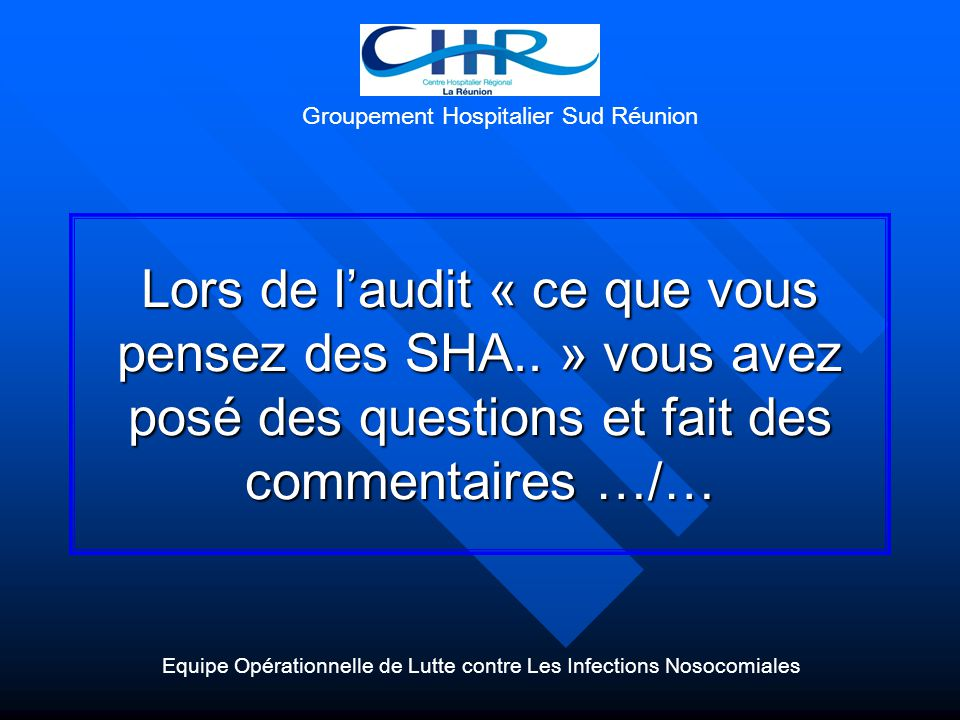Groupement Hospitalier Sud Réunion