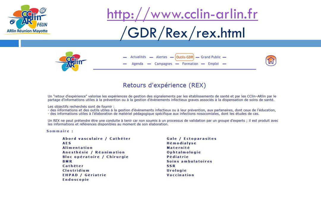 http://www.cclin-arlin.fr /GDR/Rex/rex.html
